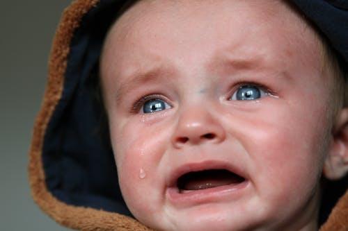 Huilen baby
